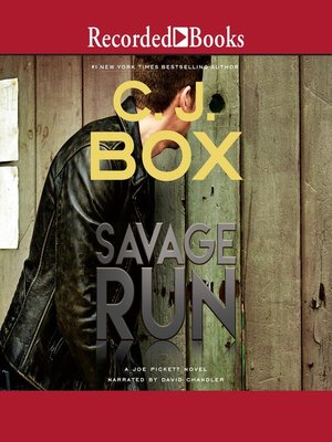 cover image of Savage Run