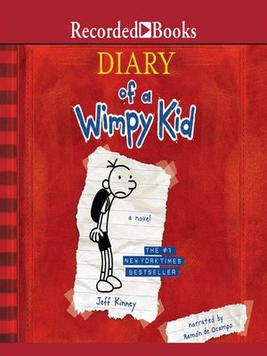 Diary Of A Wimpy Kid By Jeff Kinney Overdrive Ebooks Audiobooks And Videos For Libraries And Schools