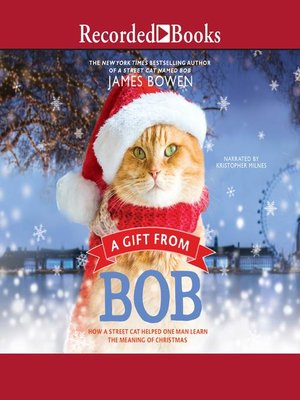cover image of A Gift from Bob