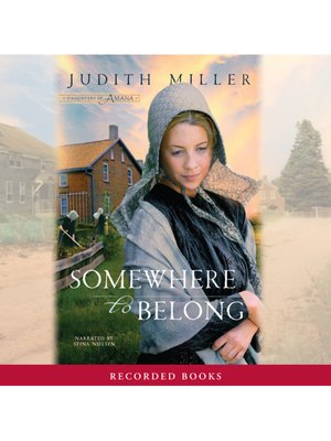cover image of Somewhere to Belong