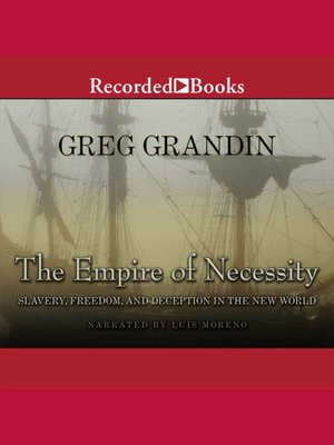 cover image of The Empire Of Necessity