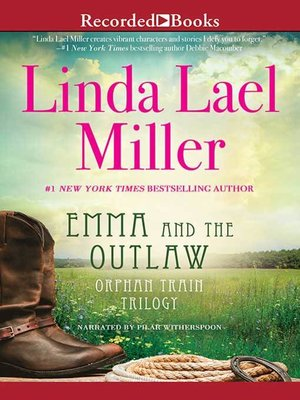 cover image of Emma and the Outlaw