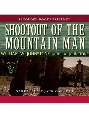cover image of Shootout of the Mountain Man