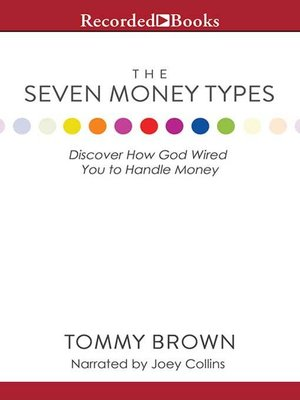 cover image of The Seven Money Types