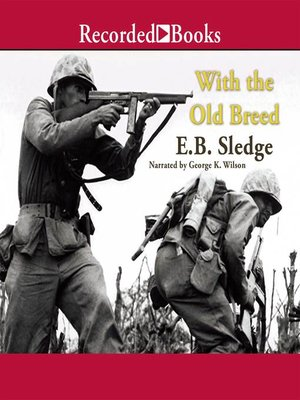 cover image of With the Old Breed