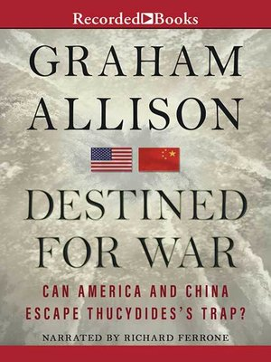 cover image of Destined for War
