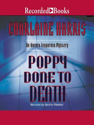 cover image of Poppy Done to Death