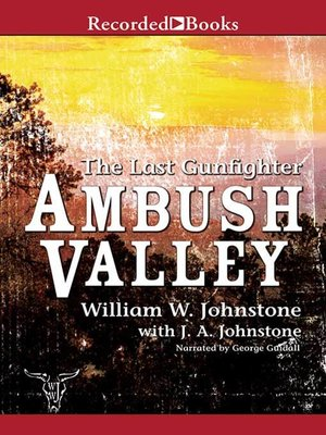 cover image of Ambush Valley