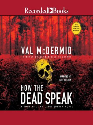 cover image of How the Dead Speak