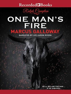 cover image of One Man's Fire