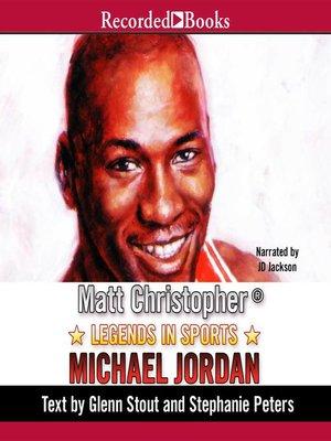 cover image of Legends in Sports: Michael Jordan