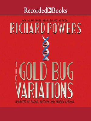 cover image of The Gold Bug Variations