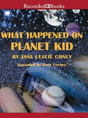 cover image of What Happened on Planet Kid