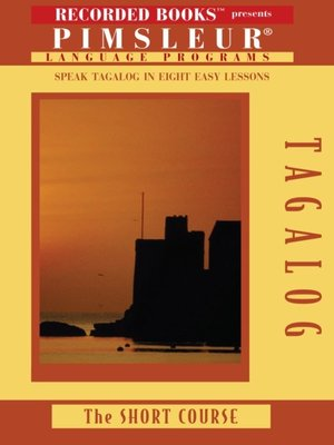 cover image of Tagalog