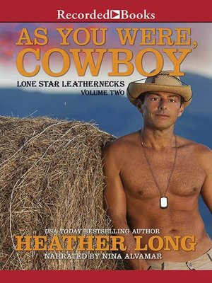 cover image of As You Were, Cowboy