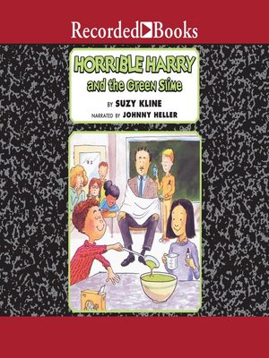 cover image of Horrible Harry and the Green Slime