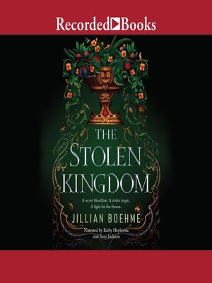 cover image of The Stolen Kingdom