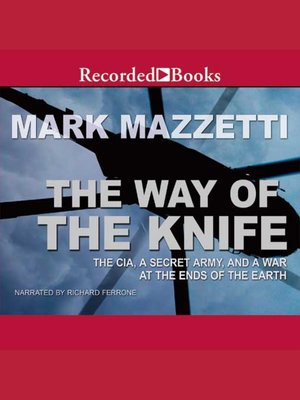 cover image of The Way of the Knife
