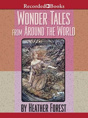 cover image of Wonder Tales From Around the World