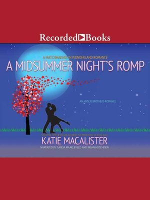 cover image of A Midsummer Night's Romp