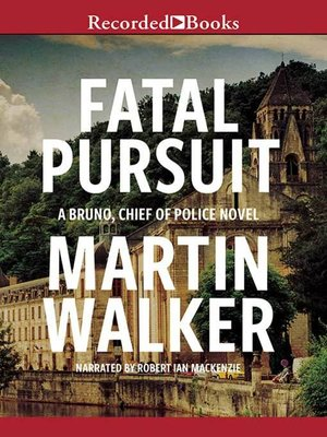 cover image of Fatal Pursuit