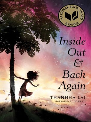 cover image of Inside Out & Back Again