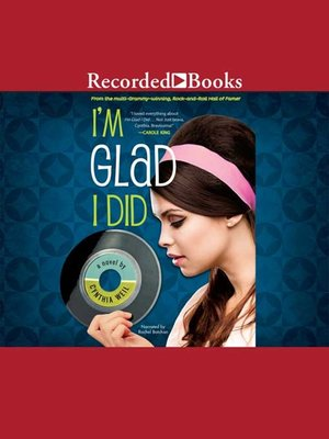 cover image of I'm Glad I Did