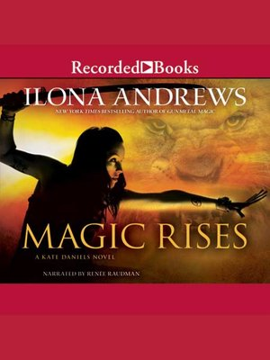 cover image of Magic Rises