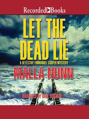 cover image of Let the Dead Lie
