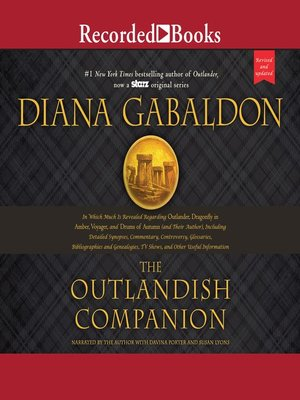 cover image of The Outlandish Companion
