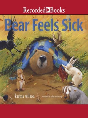 cover image of Bear Feels Sick