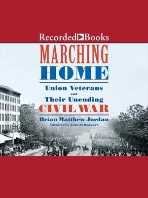 cover image of Marching Home
