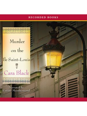 cover image of Murder on the Ile Saint Louis