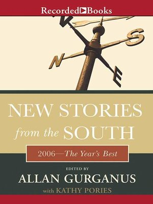 cover image of New Stories From the South