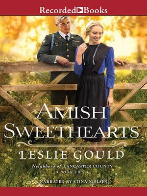 cover image of Amish Sweethearts