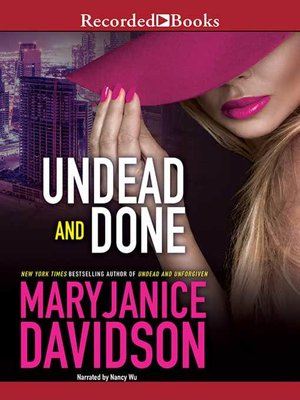 cover image of Undead and Done
