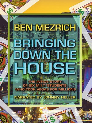 cover image of Bringing Down the House