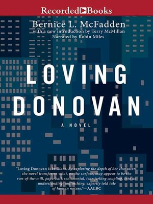 cover image of Loving Donovan