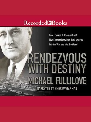 cover image of Rendezvous with Destiny