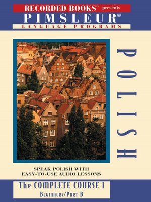 cover image of Polish IB