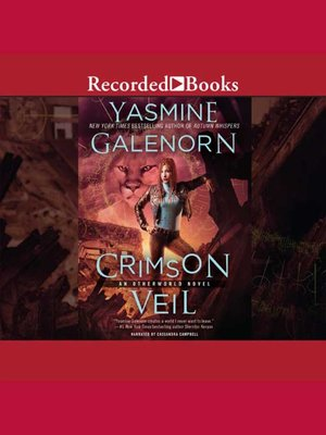cover image of Crimson Veil