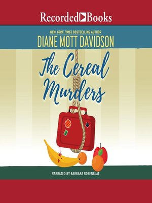 cover image of The Cereal Murders