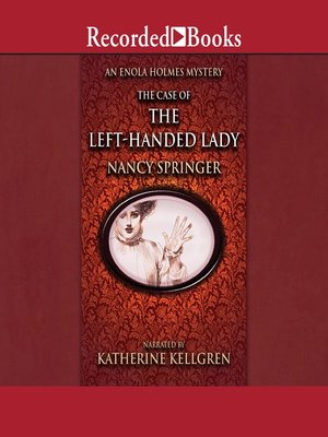 cover image of The Case of the Left Handed Lady