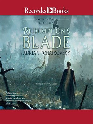 cover image of Redemption's Blade