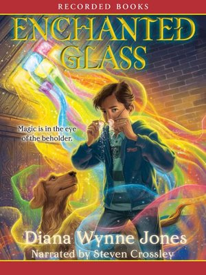 cover image of Enchanted Glass