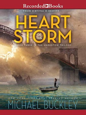 cover image of Heart of the Storm