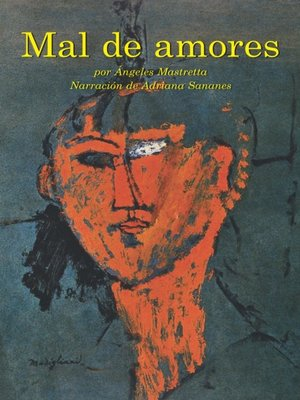 cover image of Mal de amores