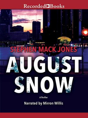 cover image of August Snow