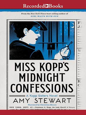 cover image of Miss Kopp's Midnight Confessions