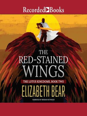 cover image of The Red-Stained Wings